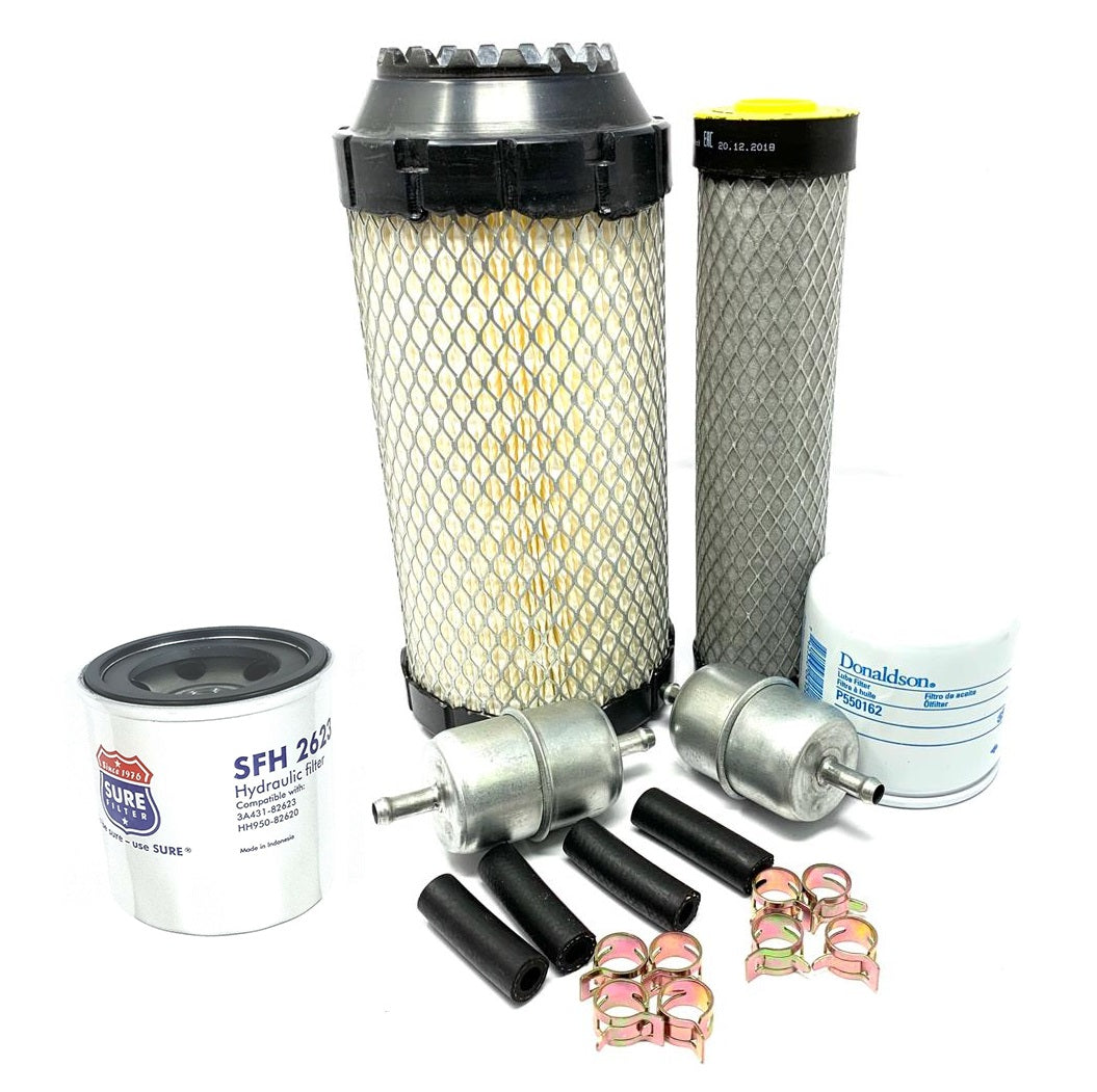 Kubota ZD326 Zero Turn Mower Filter Maintenance Filter Kit