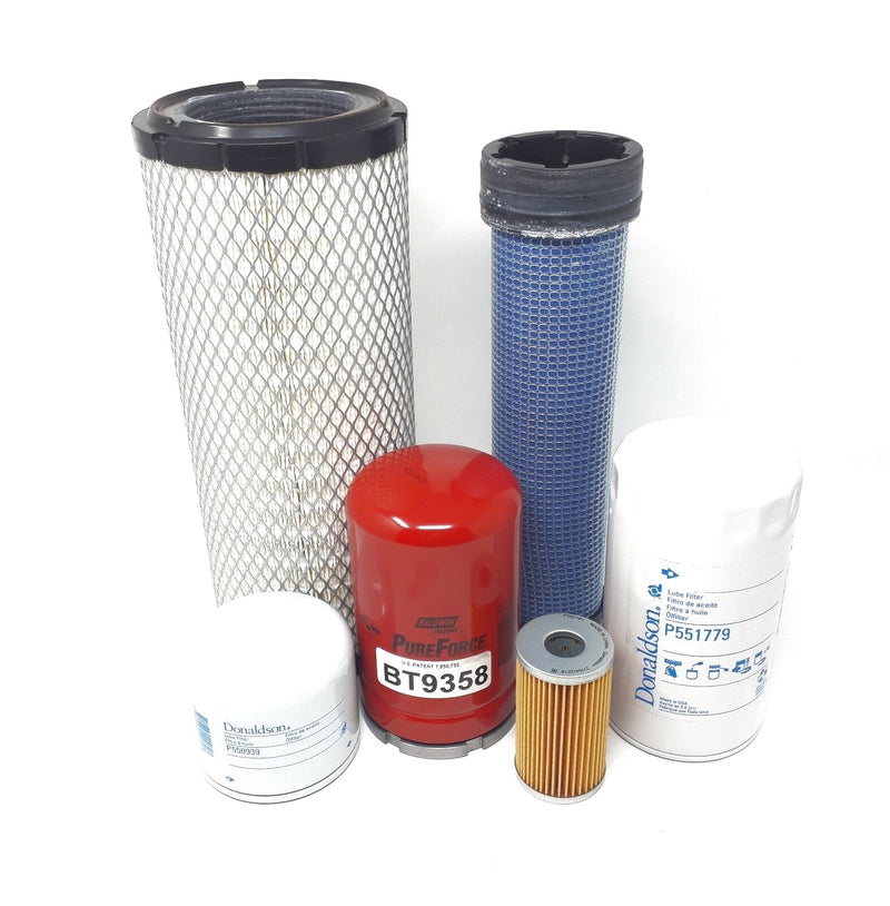 CFKIT Maintenance Filter for Kit  Kubota L5030HST Tractor w/Kubota V2403ME2 Eng