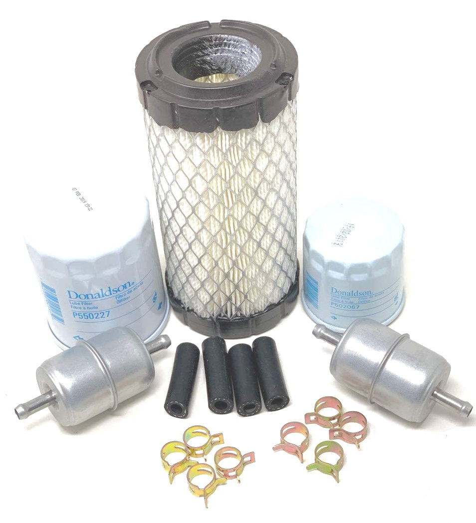 CFKIT Filter Kit for Kubota BX24 BX25 BX2230 BX2350 BX2360 BX2370