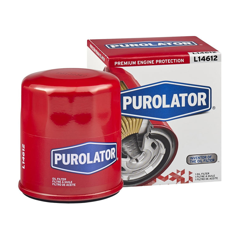 Engine Oil Filter-Oil Filter Purolator L14612 - crossfilters