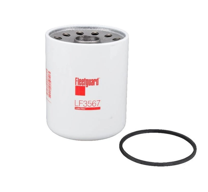 Fleetguard  LF3567 Lube, Spin-On Filter (Replaces John Deere - RE57394)