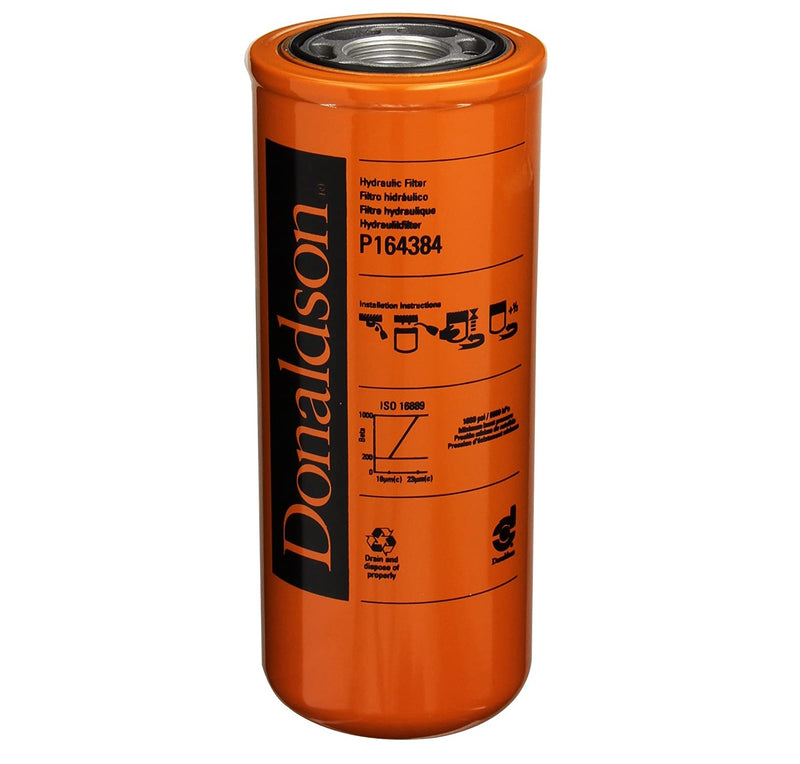 P164384 Donaldson Hydraulic Filter, Spin-On Duramax