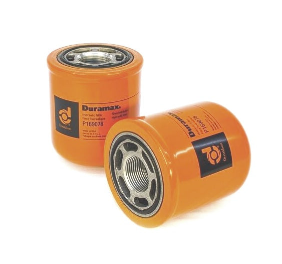 P169078 Hydraulic Filter, Spin-On (Replaces John Deere AM102723)