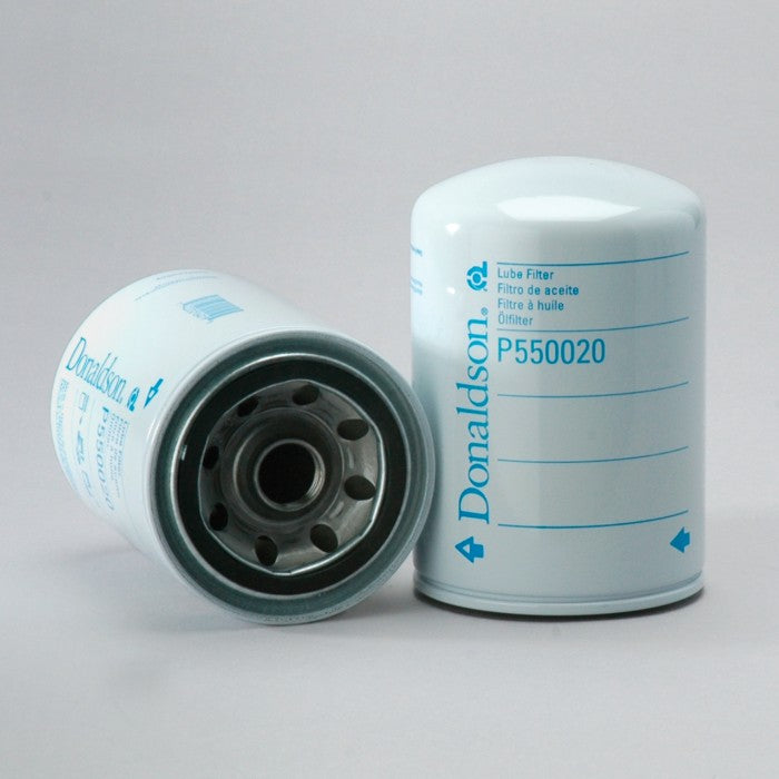 P550020 Donaldson Lube Filter, Spin-On Full Flow (Replaces:John Deere AR58956, T19044)