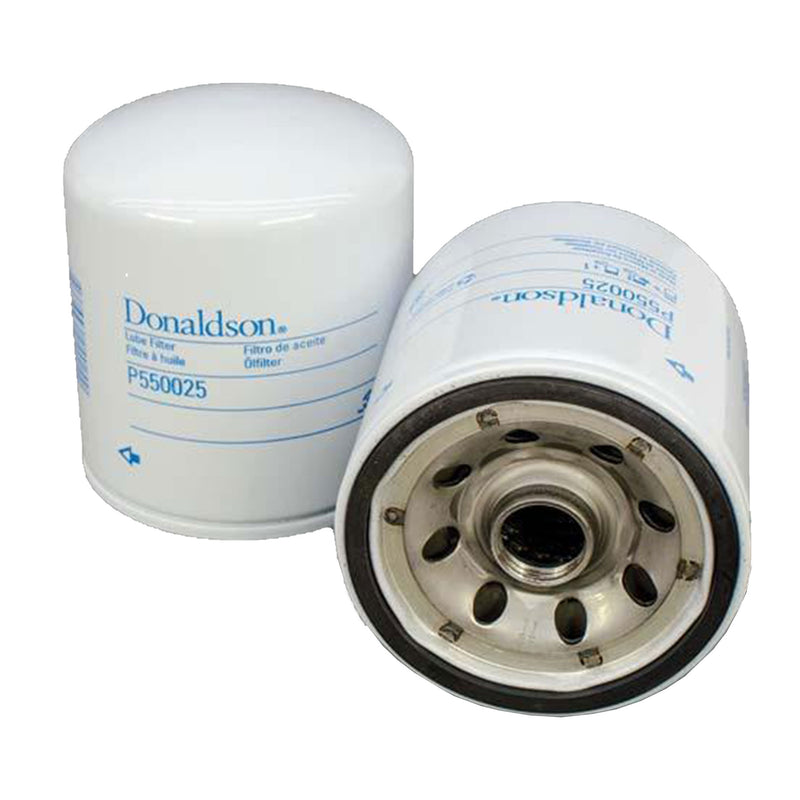P550025 Donaldson Lube Filter, Spin-On Full Flow (Replaces 6437412)