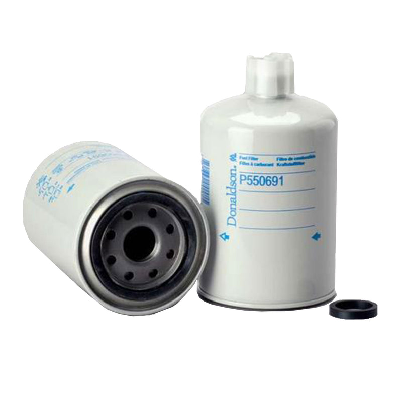 P550691 Donaldson Fuel Filter, Water Separator Spin-On