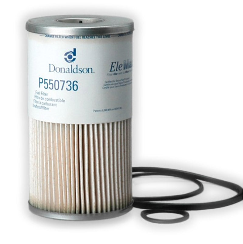 P550736 Donaldson Fuel Filter, Water Separator Cartridge