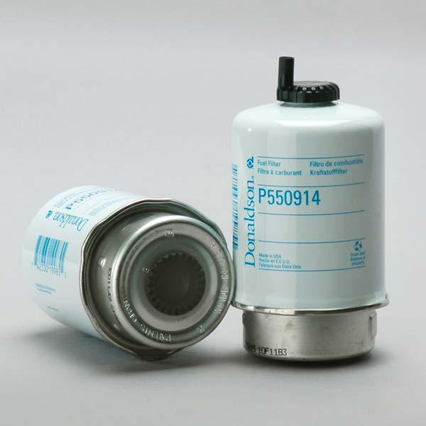P550914 Donaldson Fuel Filter, Water Separator Spin-On (Replaces: John Deere RE508202)