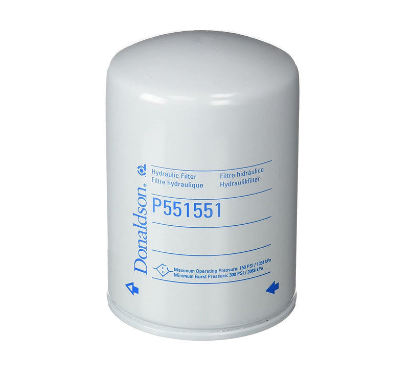 P551551 Donaldson Hydraulic Filter, Spin-On