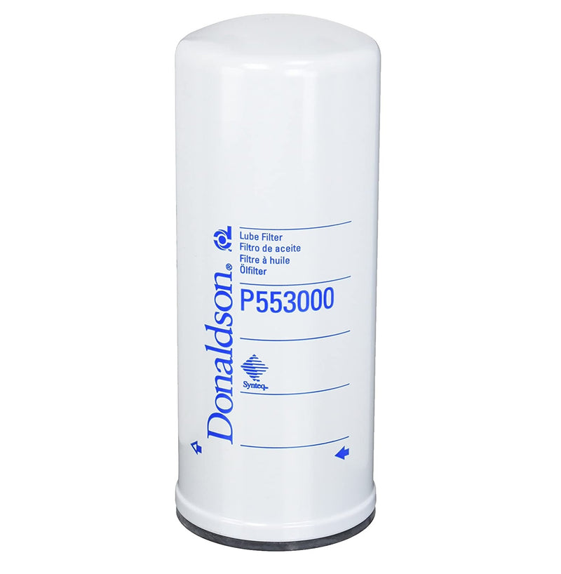P553000 Donaldson Lube Filter, Spin-On Combination