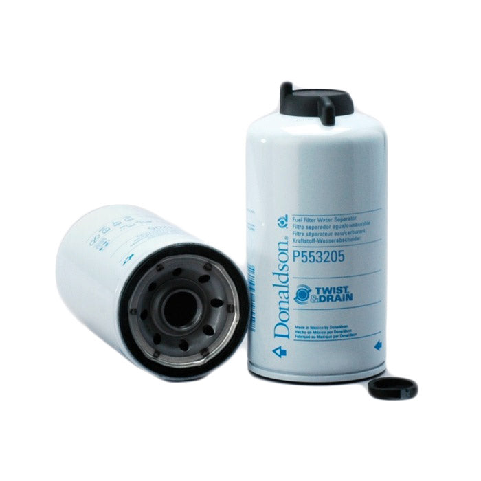 P553205 Donaldson Fuel Filter, Water Separator Spin-On
