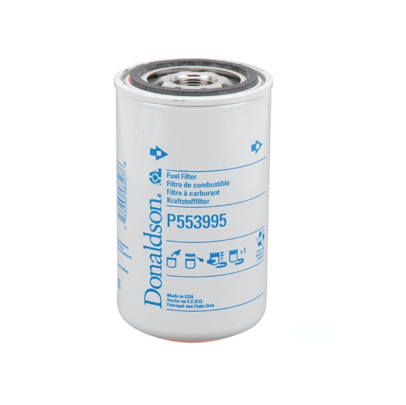 P553995 Donaldson Fuel Filter, Spin-On Secondary