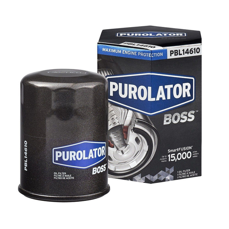 PBL14610 Purolator Engine Oil Filter-Boss (15,000 Miles)