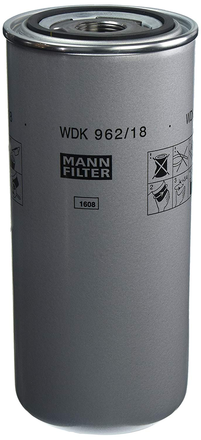 WDK962/18 Mann Fuel Filter Spin-on