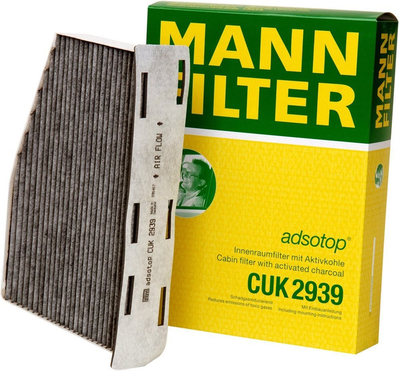 CUK2939  Mann Cabin Filter - crossfilters