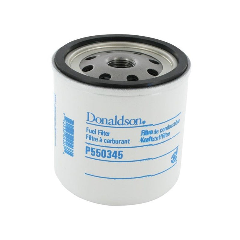 P550345 Donaldson Fuel Filter, Water Separator Spin-On