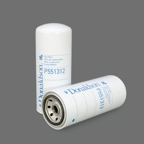 P551312 Donaldson Fuel Filter, Water Separator Spin-On