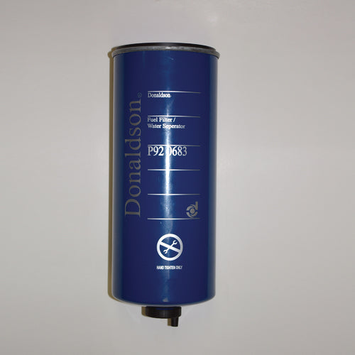 P920683 Donaldson Fuel Filter, Water Separator Spin-On