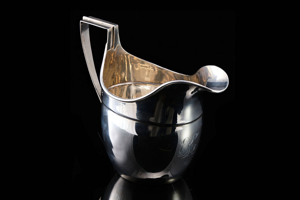 Georgian Sterling Silver Jug.