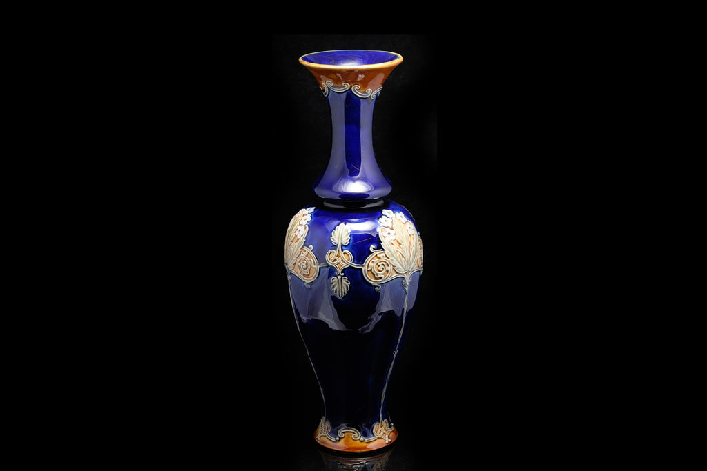 Royal Doulton Lambeth Ware Vase.