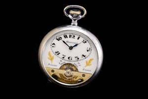 Hebdomes Swiss Pocket Watch.
