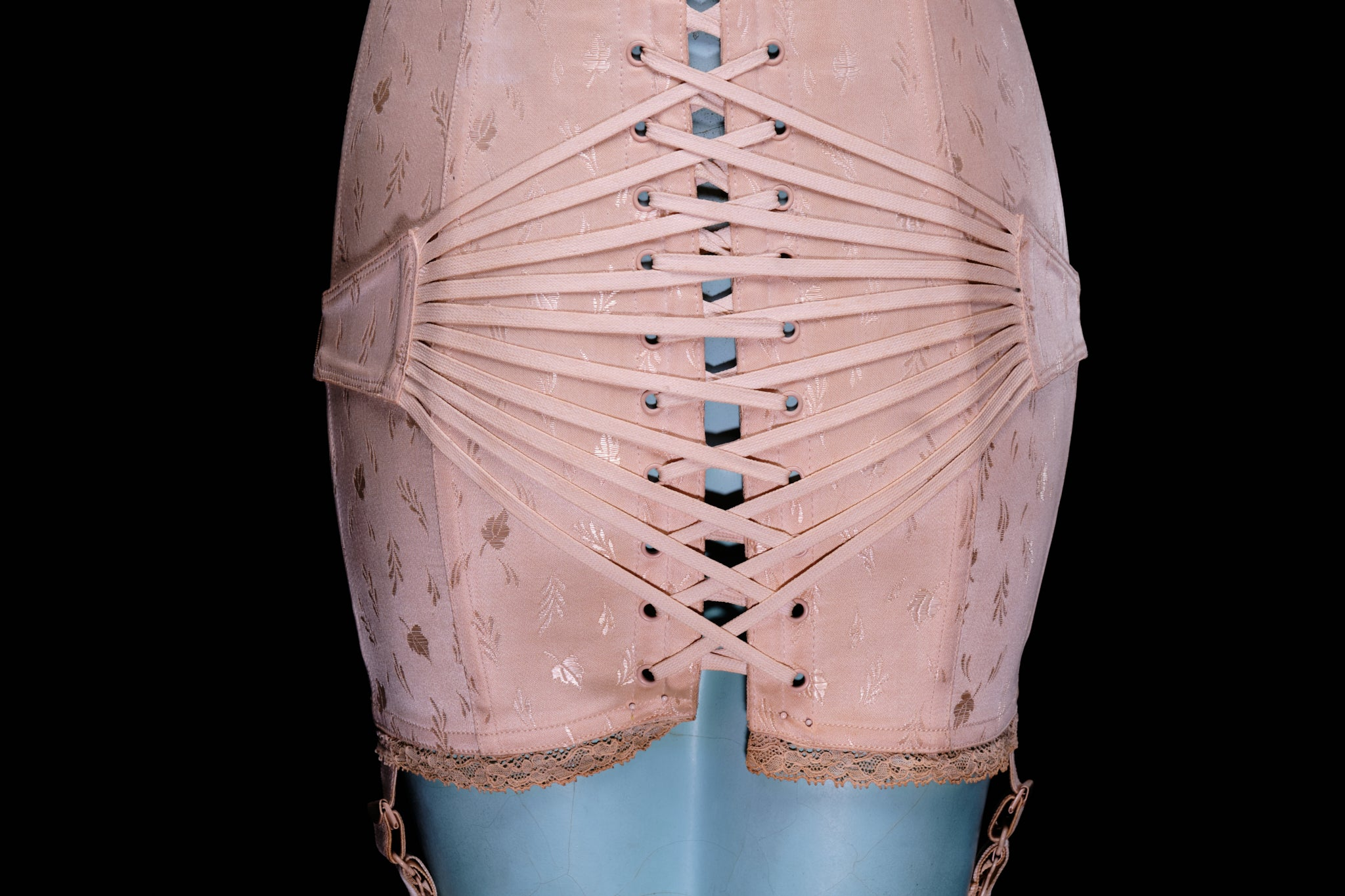 "Edwardian ""Jenyn's Travelling Salesman's Sample Corset."