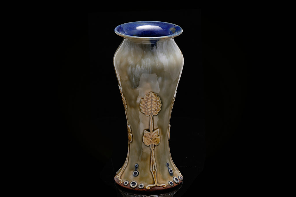 Edwardian Royal Doulton Lambeth Art Pottery