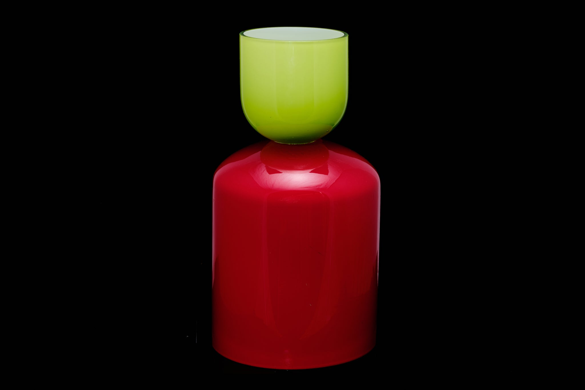"Scandinavian Art Glass ""Holmgaard"""