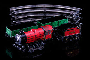 Mid Century Hornby Train Set by Meccano Ltd.