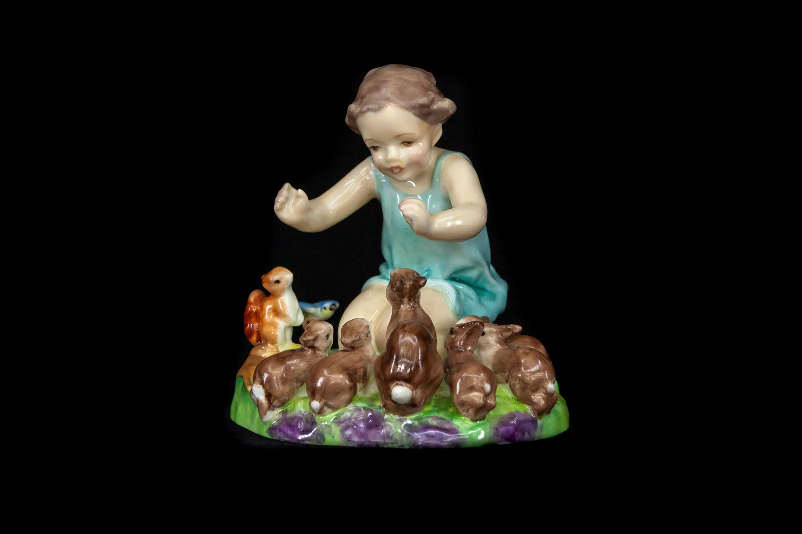 Royal Worcester 'Woodland Dance' Figurine