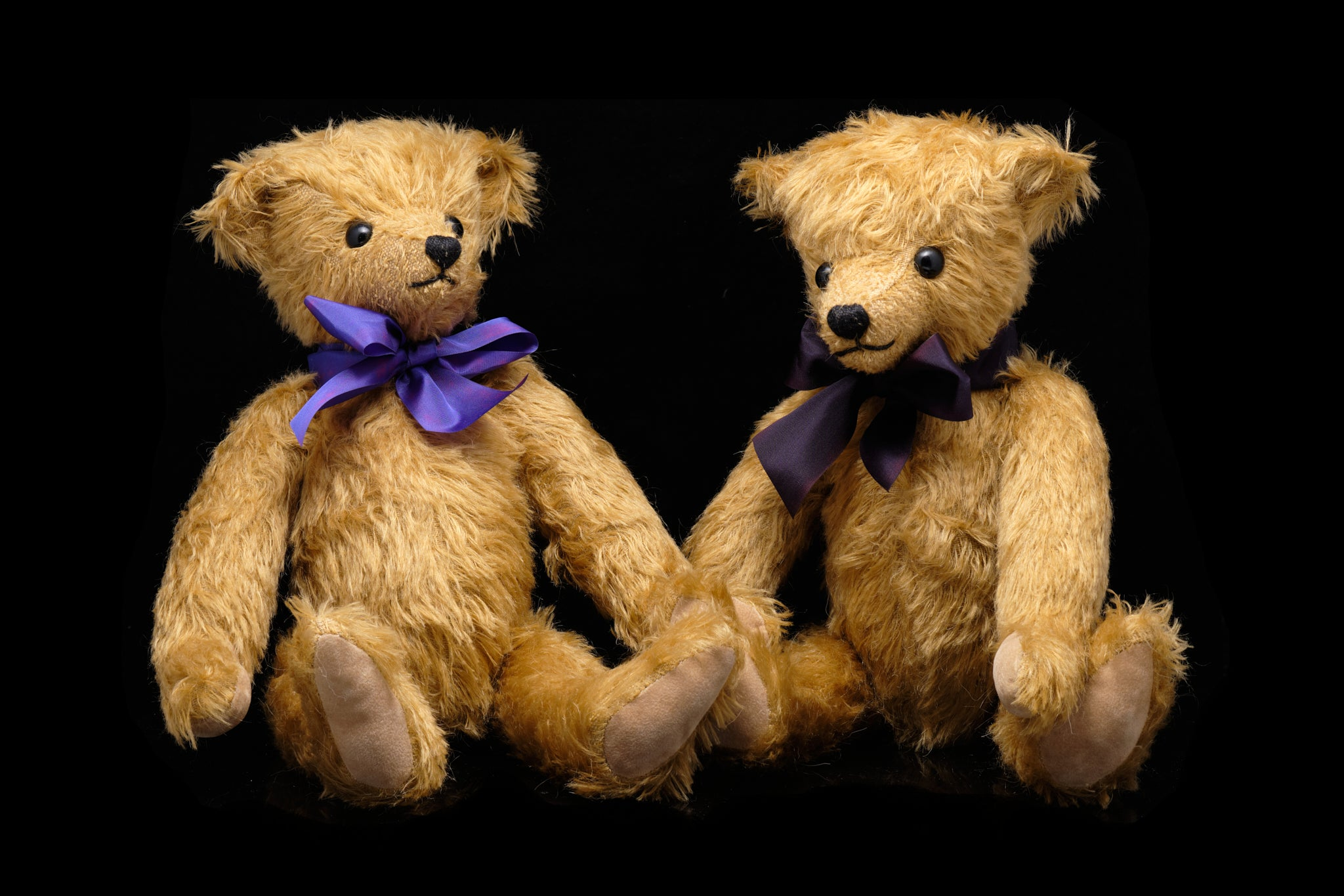 Past Times Limited Edition Teddy Bears.