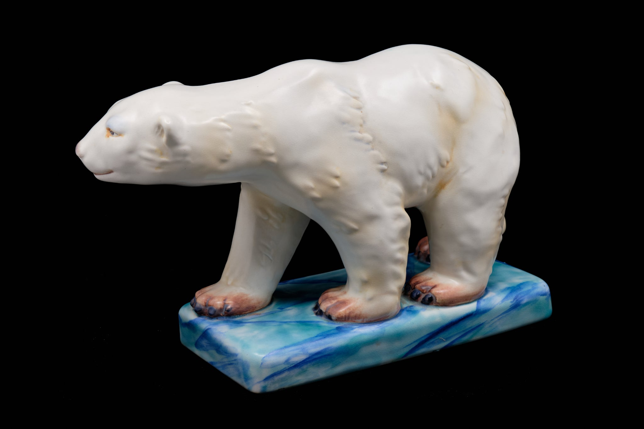 Beswick Polar Bear.  SOLD