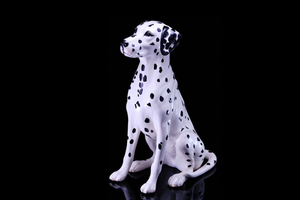 Beswick Fireside Dalmation Dog Figurine.