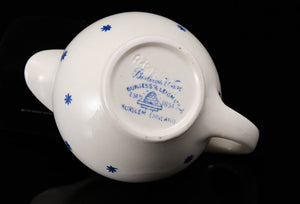 C1930's Burleigh Ware Tea for One""