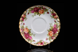 "Mid Century Royal Albert ""Old Country Roses""."