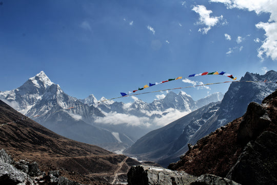 trek the Himalayas with ANUPAYA ADVENTURE