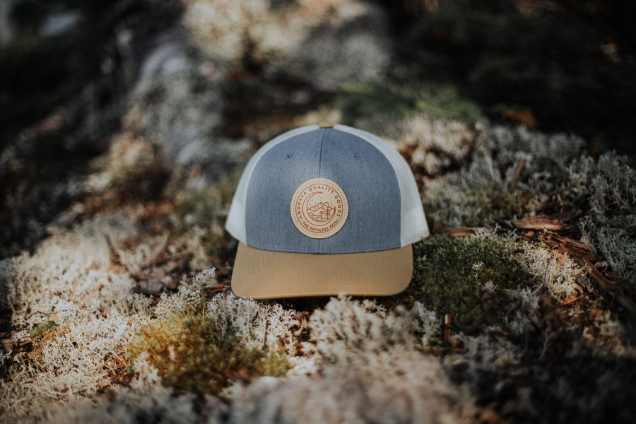 Anupaya Hats Birch Trucker