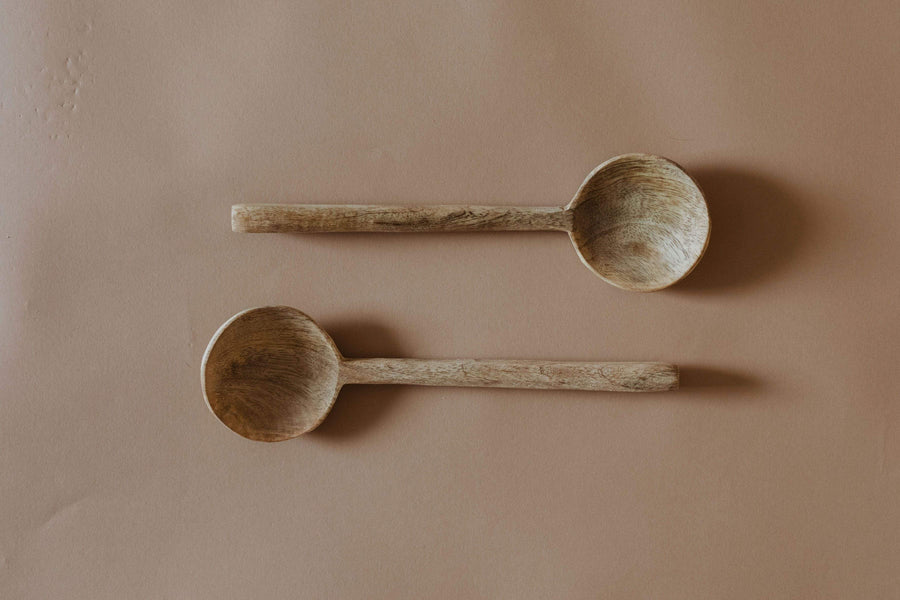 Anupaya utensil MANGO WOOD SPOON