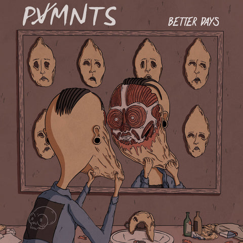 Better Days EP - Physical Copy