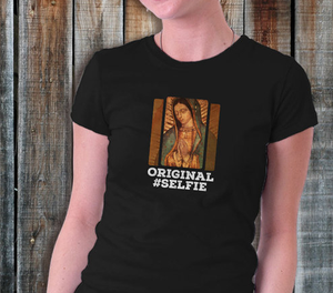 """Original Selfie"" Womens Shirt"