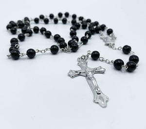 Glass Bead Rosary