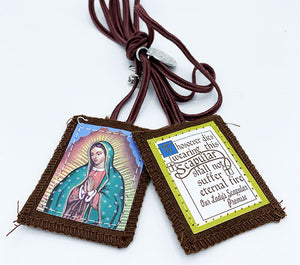 Our Lady of Guadalupe Scapular
