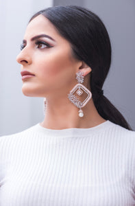 ISABEL Diamond Earrings