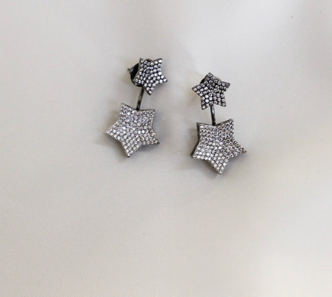LUNA Star Earrings