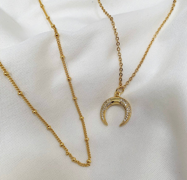 MILA Moon Necklace