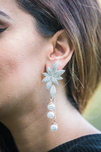 ABBY Crystal Drop Earrings