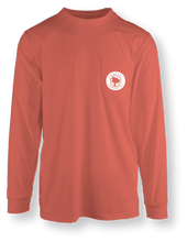 Planters Punch Long-Sleeve Awesome Pocket T-Shirt
