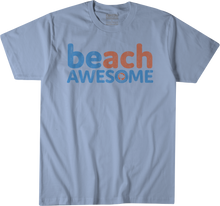 BEach Awesome™ Blue Sky T-Shirt (American Pima Cotton)