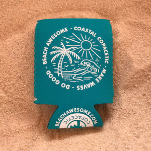 Coastal Coozie - Teal