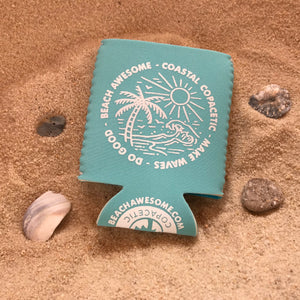 Coastal Coozie - Clearwater